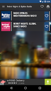 Beirut Nights & Byblos Radio screenshot