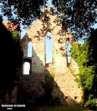 Photo: Klosterruine in Zehdenik (Land Brandenburg)