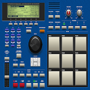 MPC MACHINE - Sampler Drum Machine Beat Maker  Icon