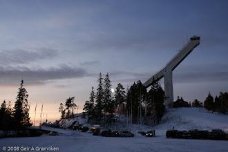 Photo: Holmenkollen