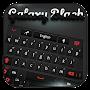 Black Keyboard for Galaxy