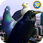 City Birds Simulator icon
