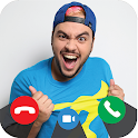 Luccas Neto Prank Fake Video Call icon
