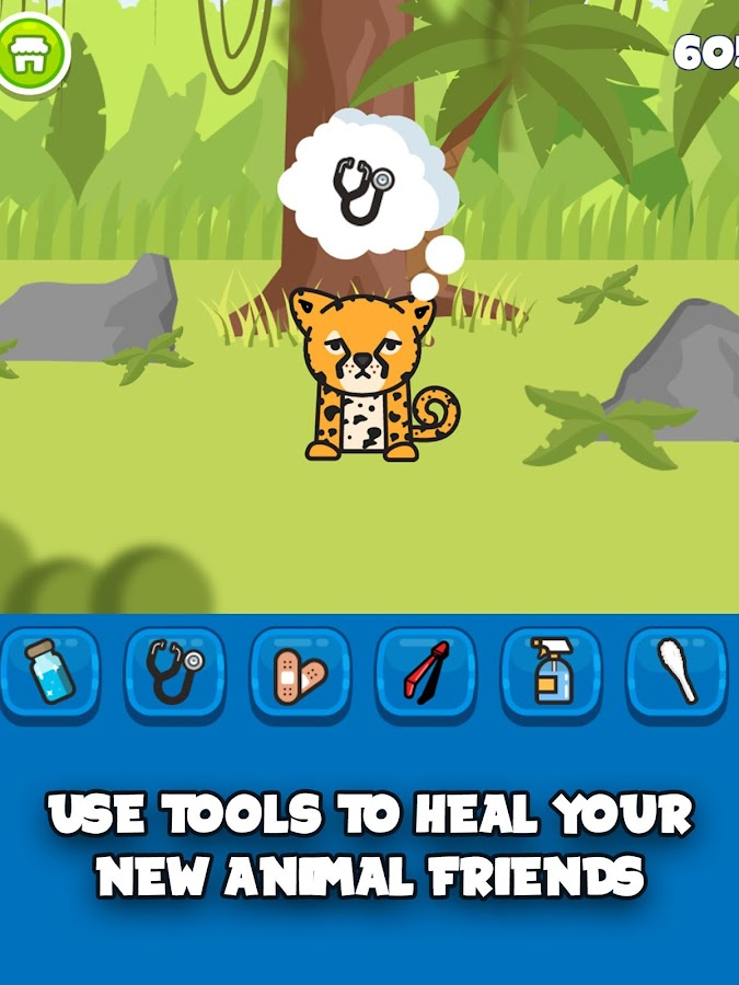 Vet Island - Pet Pal Helper- screenshot