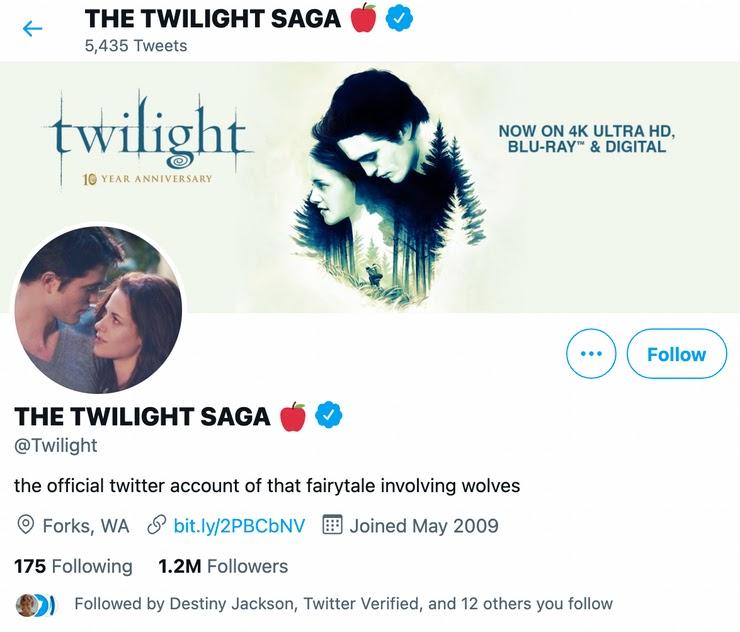 Twilight-Twitter-profile