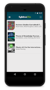 Syllabus2Go- screenshot thumbnail