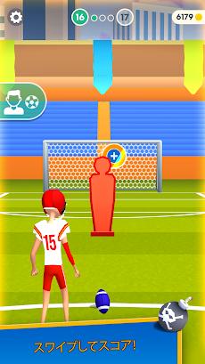 Flick Goal!のおすすめ画像5