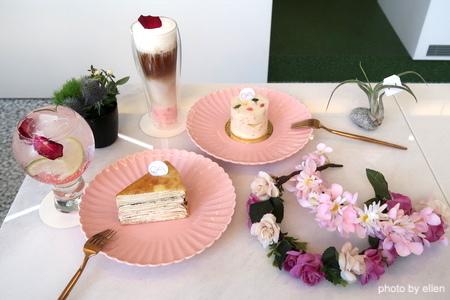 日青方好 GA flower cafe 花藝x咖啡館