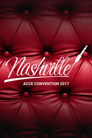 ACCE Convention- screenshot