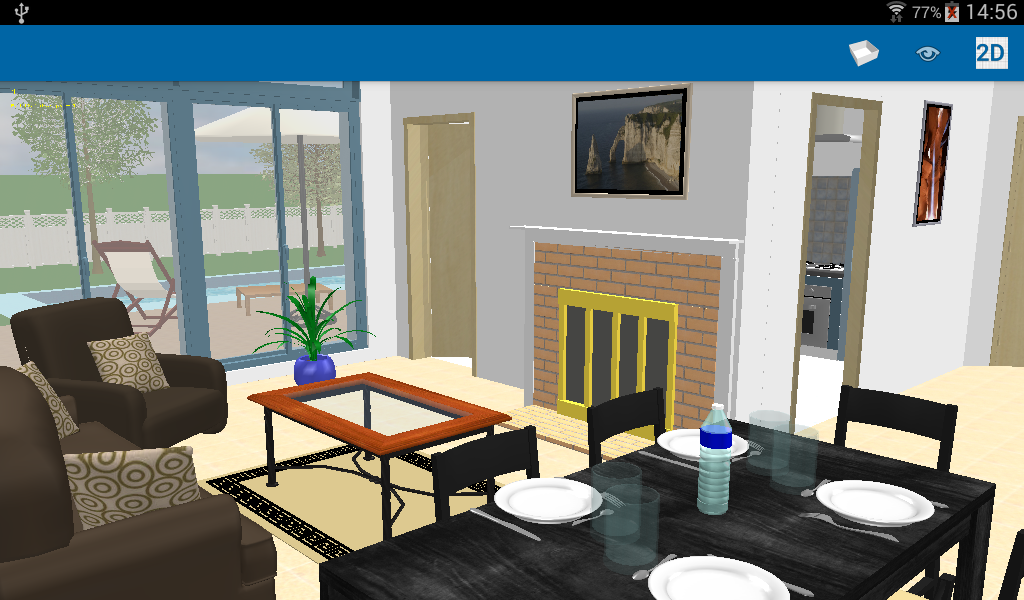 Renovations 3D- screenshot