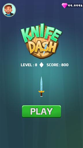 Knife Dash screenshot 1
