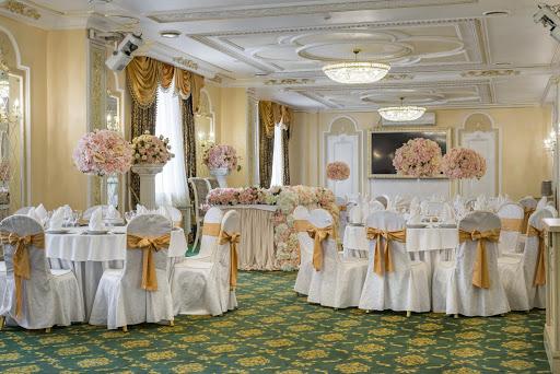 Зал «Версаль» в ресторане Парадайз для свадьбы