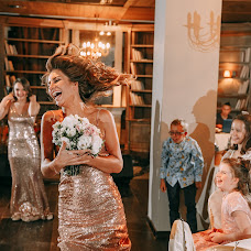 Wedding photographer Vanda Bogolepova (valkiriea). Photo of 15.11.2018
