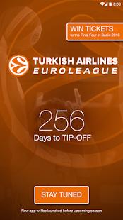Euroleague Basketball- screenshot thumbnail