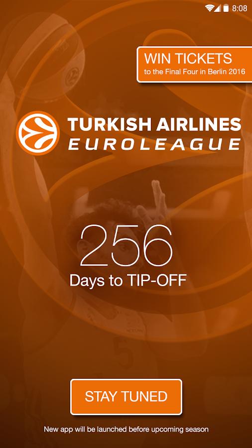 Euroleague Basketball- screenshot