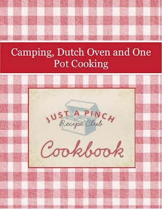 Camping, Dutch Oven and One Pot Cooking