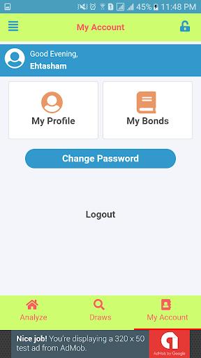 Bonds Analytica screenshot 2