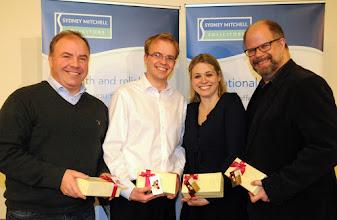 Photo: Cornwall St Chambers 3rd Prize