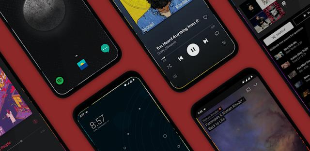 Muviz EDGE 1.0.7.0 [Full Unlocked] - Music Visualizer, Edge Music Lighting Mod APK