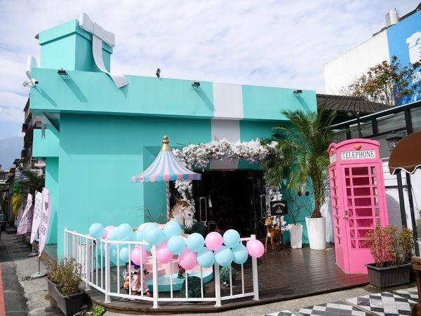 CHU PINK HOUSE x乾燥花