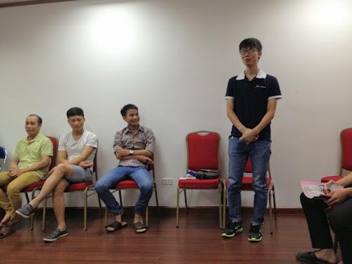 Bạn Lâm chia sẻ trải nghiệm đầu tiên của mình với Coaching - một phương pháp hiệu quả