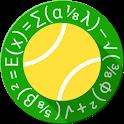 Tennis Math icon