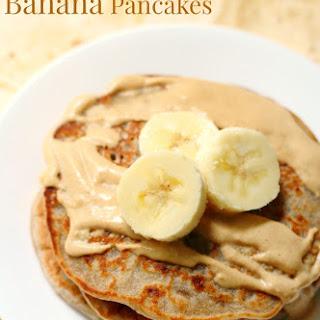 The Ultimate Banana Pancakes