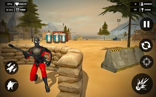 Spider vs Gangster Sniper Shooting for PC