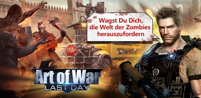 Art of War: Last Day