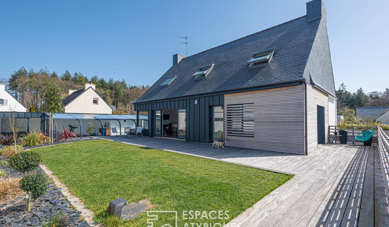 Maison avec piscine Saint-Avé