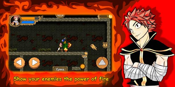 Fairy Light Fire Dragon Mod Apk (God Mode + Unlimited Mana) 1
