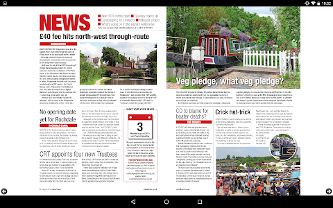 Canal Boat Magazine screenshot 7