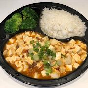 Ma Po Tofu (Pork) Combo