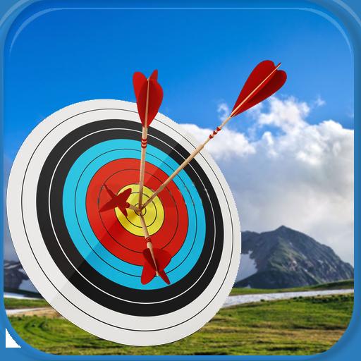 射箭大师3D模拟器 體育競技 App LOGO-APP試玩