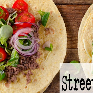 Easy Mexican Street Tacos.