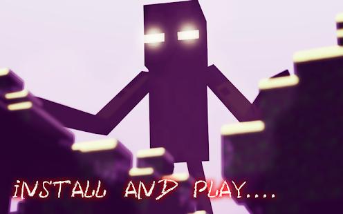 Enderman skins for Minecraft - náhled