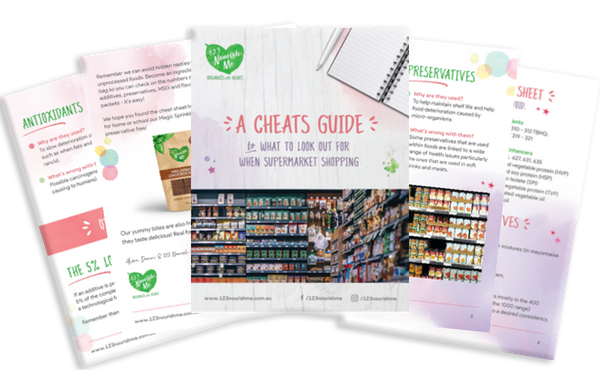 A cheats guide what to look out FOR when supermarket shopping