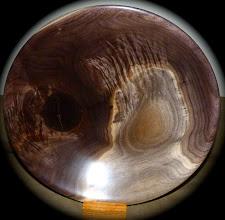 Photo: walnut crotchwood