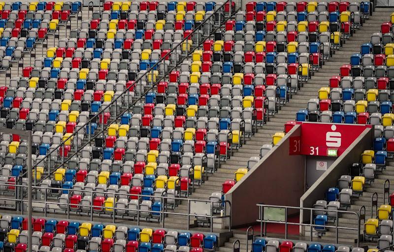 Dusseldorf Fortuna Stadium di Savino De Serio