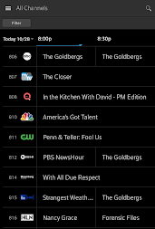 Xfinity Stream APK screenshot thumbnail 8