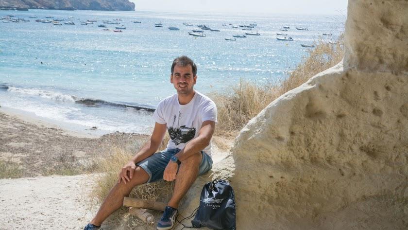 """""""Almería es una gran desconocida  pero cuando la descubres no la olvidas"""""""