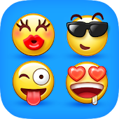 Cute Emoticon Emoji Keyboard