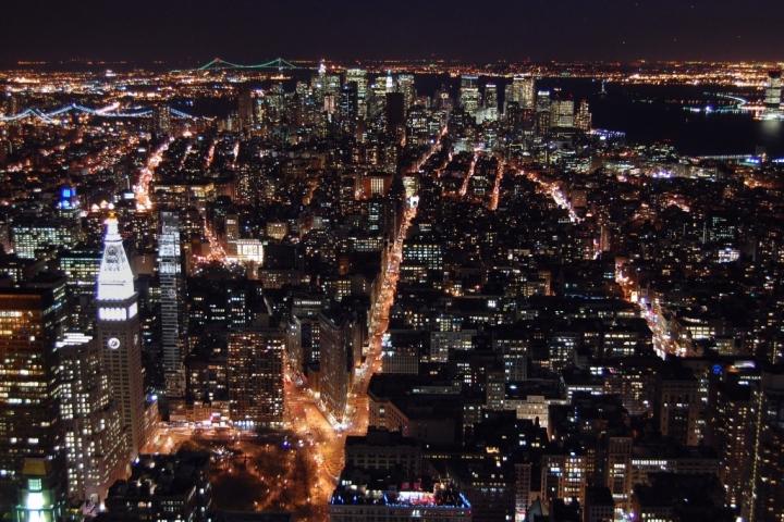 Le mille luci di New York di FCesa77
