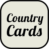 Countries Cards: Flags, Coats of Arms, Capitals