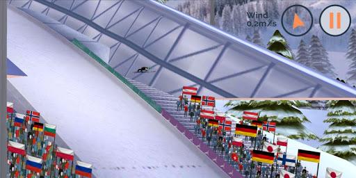 Fine Ski Jumping screenshots 6