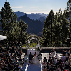 Wedding photographer Pedro Alvarez (alvarez). Photo of 26.09.2016