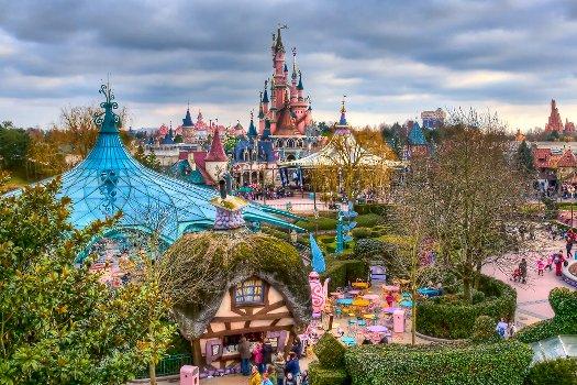 Férias na Disneyland