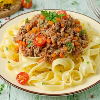 Slow-Cooked Stuffed Pepper Pasta