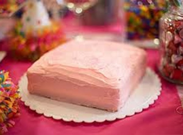 Pink Champagne Cake Recipe
