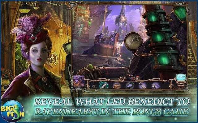 MCF: Key To Ravenhearst (Full)- screenshot